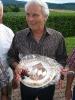Nesti 75. Geburtstag und im Pfarrgarten bei Pfarrer H. Tontsch